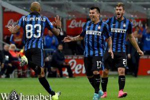 Inter Milan 1 - 0 AS Roma