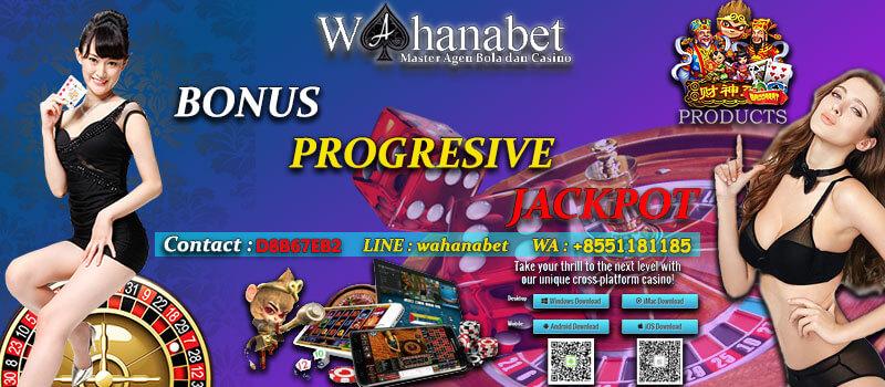 Live22 Memberikan Progresive Jackpot Setiap Harinya